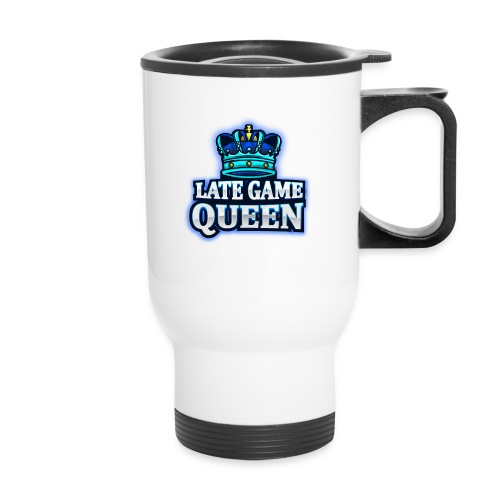Late Game QUEEN - Travel Mug