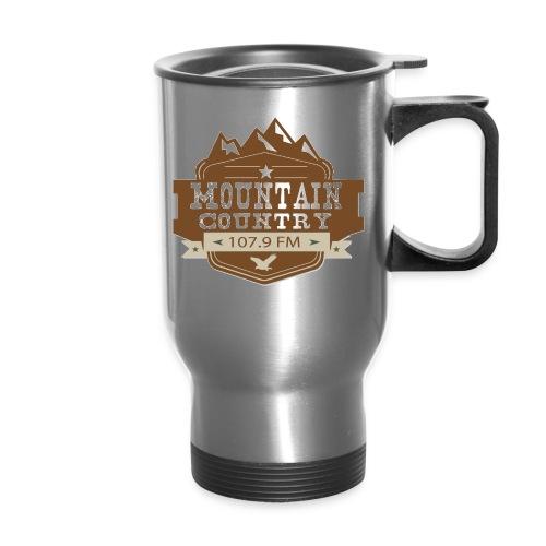 Mountain Country 107.9 - Travel Mug