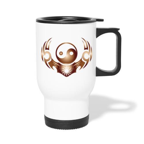 Yin Yang - Travel Mug