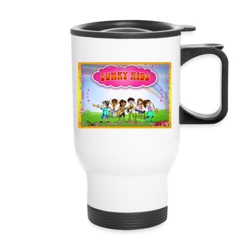 Funky Kids Garden - Travel Mug