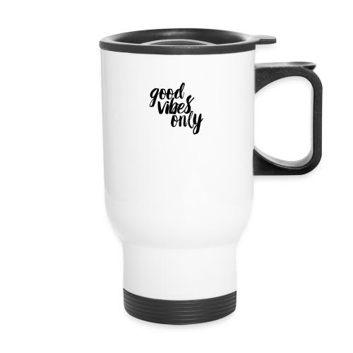 980x - Travel Mug with Handle