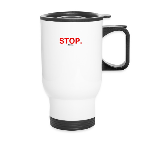 stop - Travel Mug