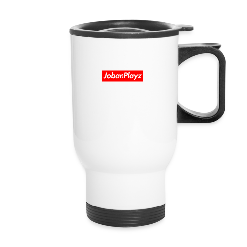 JobanPlayz Text - Travel Mug