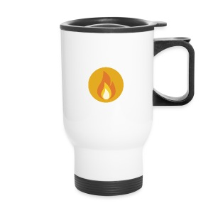 Flame (For cases and Cups) - Travel Mug