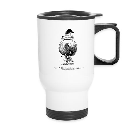 PonyGalopp Thelwell Cartoon - Travel Mug