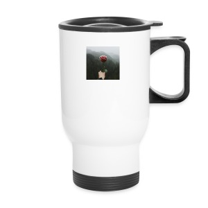 rose - Travel Mug