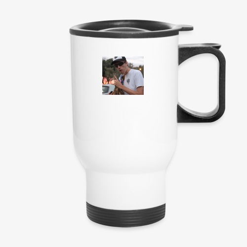big man - Travel Mug