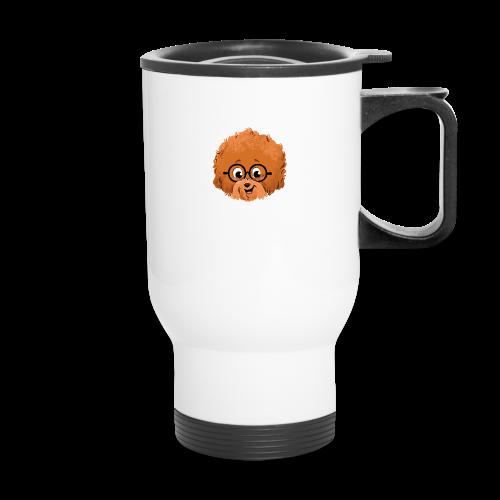 AGADOR HEAD transparent - Travel Mug