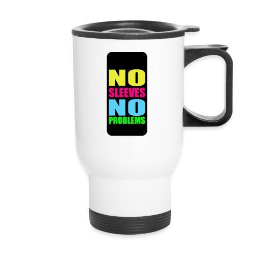 neonnosleevesiphone5 - Travel Mug