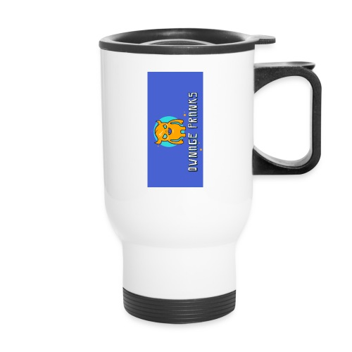 logo iphone5 - Travel Mug