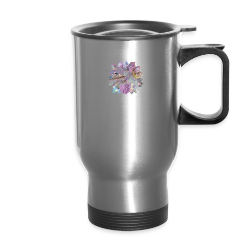 CrystalMerch - Travel Mug
