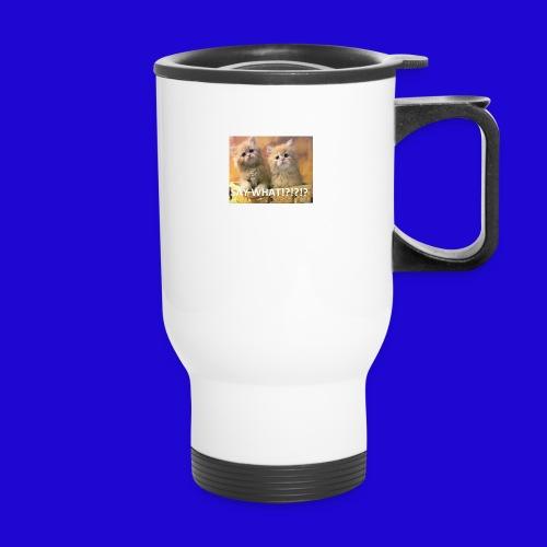 Cute Cats - Travel Mug
