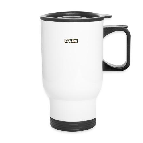 Supreme IPhone Case|Army filter - Travel Mug