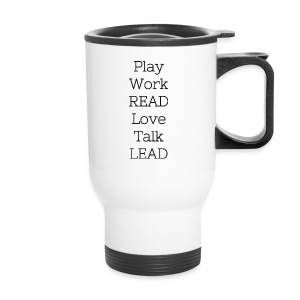 Play_Work_Read - Travel Mug