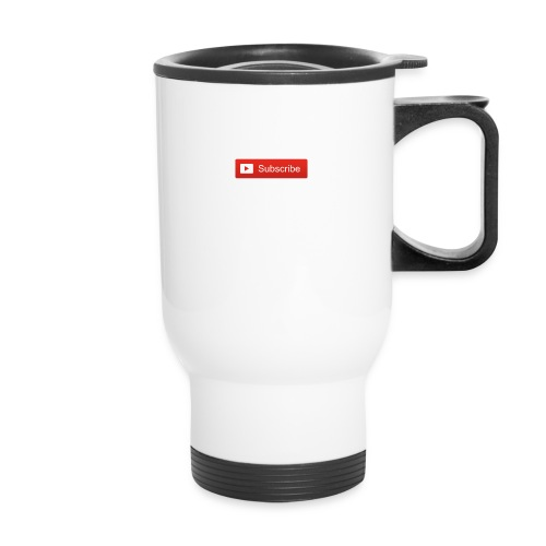 YOUTUBE SUBSCRIBE - Travel Mug