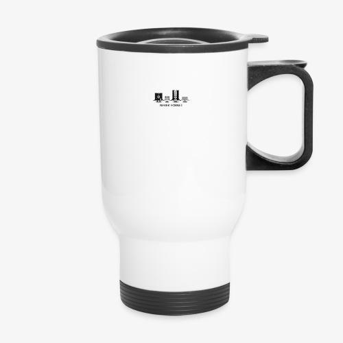 Never forget - Travel Mug