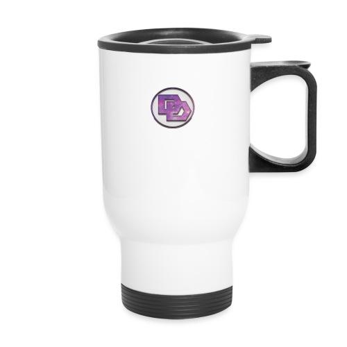 DerpDagg Logo - Travel Mug