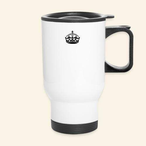 keep calm - Travel Mug