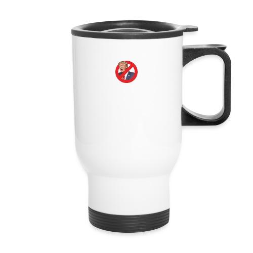 blog stop trump - Travel Mug