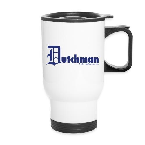 10 final dutchman d blue - Travel Mug