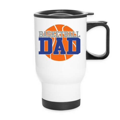 Basketball dad - Travel Mug