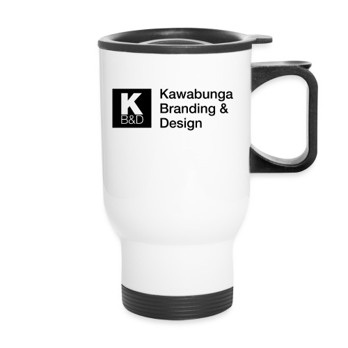 KBD signature - Travel Mug