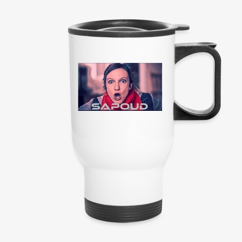 SAPOUD T-shirt - Travel Mug