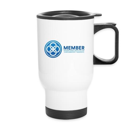 IICT Member Logo - Travel Mug