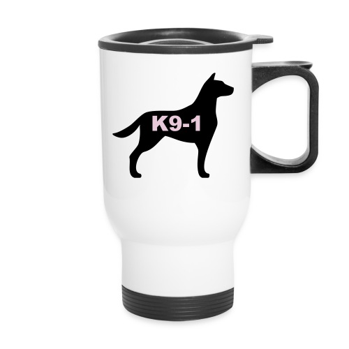 k9-1 Logo Large - Travel Mug