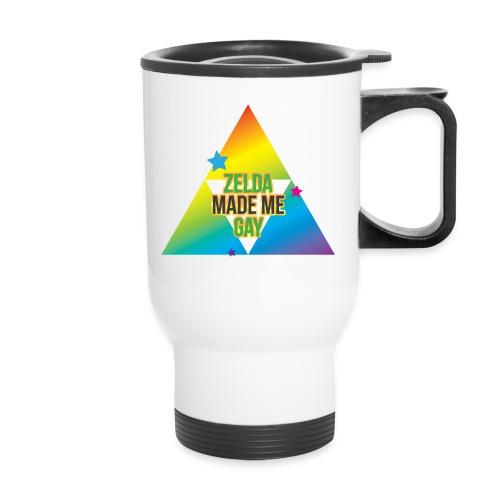 Zelda Made Me Gay - Travel Mug