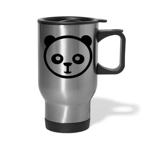 Panda bear, Big panda, Giant panda, Bamboo bear - Travel Mug