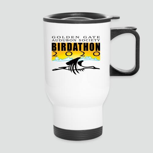 Birdathon2020 Logo - Travel Mug