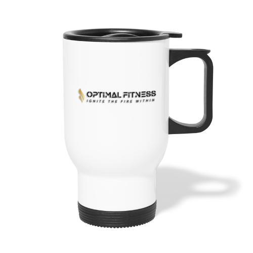 color logo transparent - Travel Mug