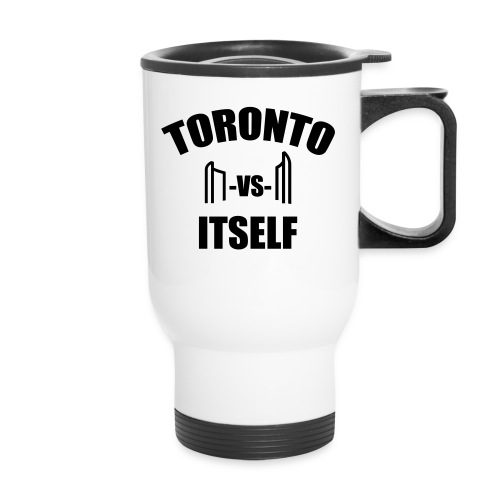 6 Versus 6 - Travel Mug