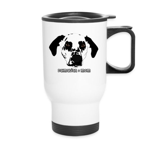 Dalmatian Mom - Travel Mug