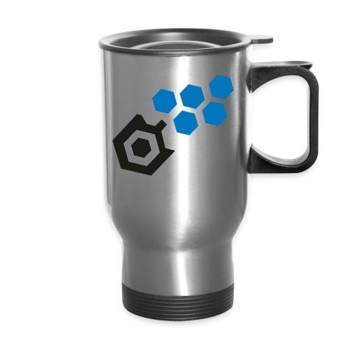 NLS Merch - Travel Mug with Handle