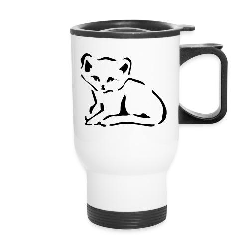 Kitty Cat - Travel Mug