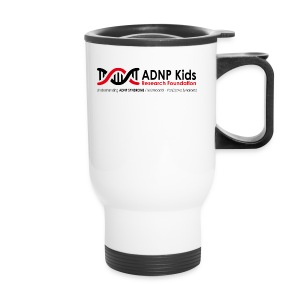 WHITE - Travel Mug