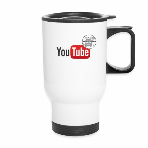 Go Bus Australia - YouTube Range - Travel Mug