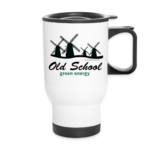 11 Old School - Travel Mug