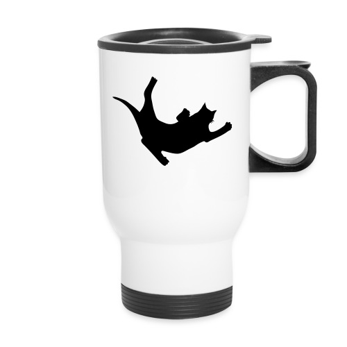 Fly Cat - Travel Mug