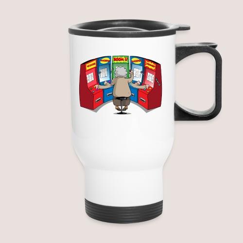 THE GAMBLIN' GRANNY - Travel Mug
