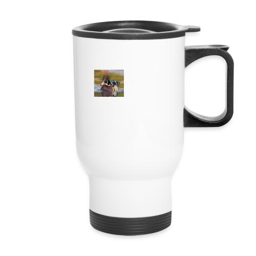 duck_life - Travel Mug