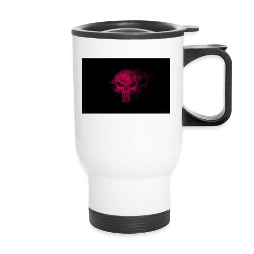 hkar.punisher - Travel Mug