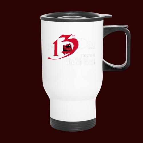 The 13th Doll Logo - Travel Mug
