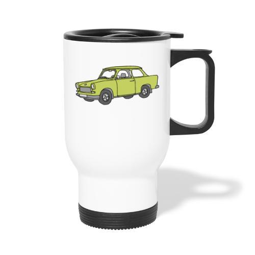 Trabant (baligreen car) - Travel Mug