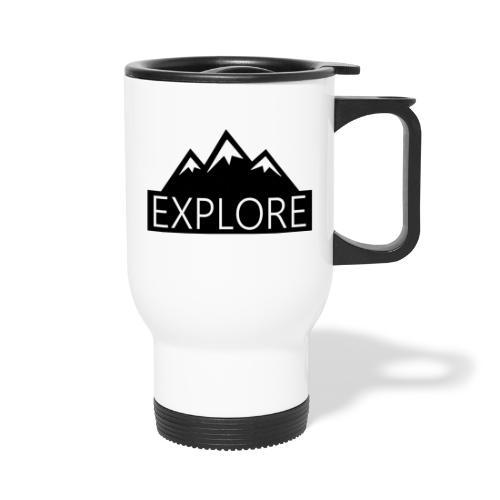 Explore - Travel Mug