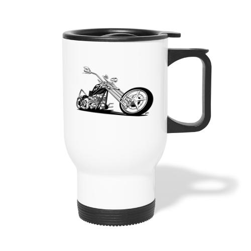 Custom American Chopper Motorcycle - Travel Mug