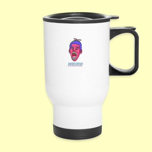 WEIRD - Travel Mug