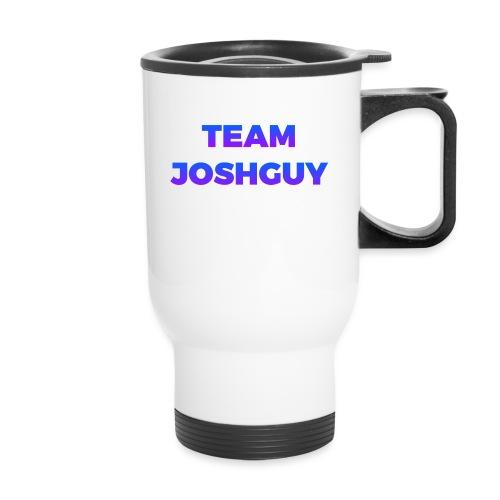 Team JoshGuy - Travel Mug